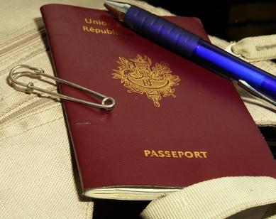 démarche passeport