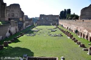 Photo du Palatin de Rome