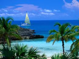 Lagon des Bahamas