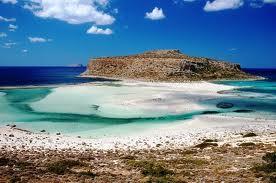 Balos en Crète
