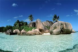 Plage des Seychelles
