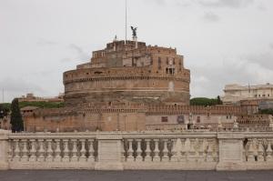 Chateau Saint Ange à Rome
