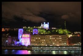 Fetes des lumières à Lyon