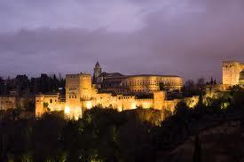 Alhambra de nuit