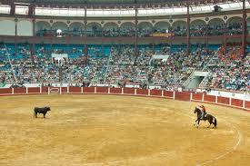 Arène en Espagne