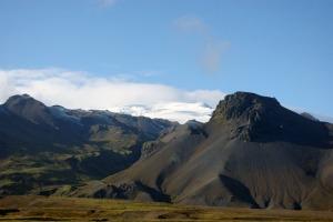 islande glacier volcan