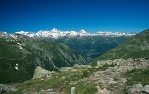 Valais en Suisse