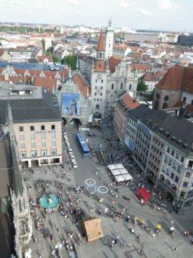 Marienplatz de Munich