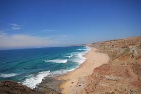 Areia Branca au Portugal