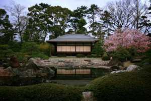 Nijo-jo au Japon