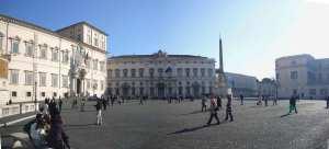Randonnée à Rome