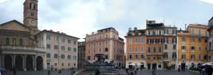 Trastevere-Rome