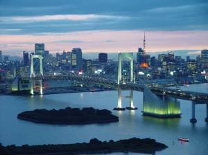 Odaiba à Tokyo