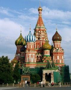 Séjour à Moscou à venir