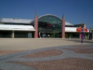 Gare Marne la Vallée