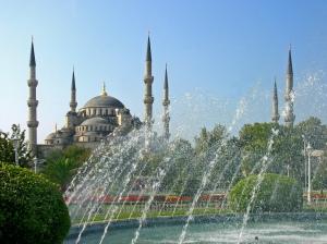 Mosquée en Turquie