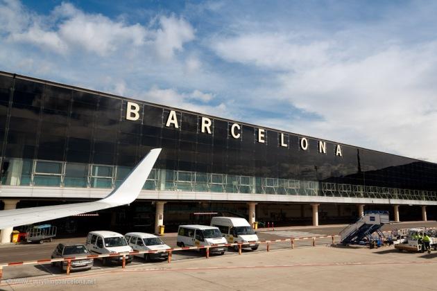 El Prat, aéroport de Barcelone