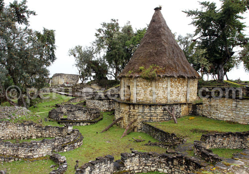 forteresse des Chachapoyas,