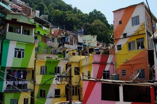 Favela visite à Rio