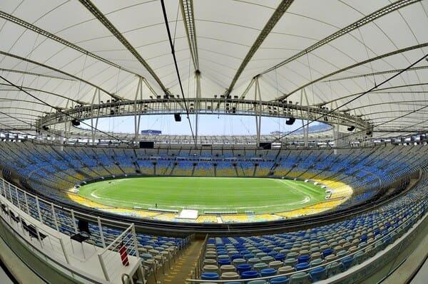 Stade Maracana visite