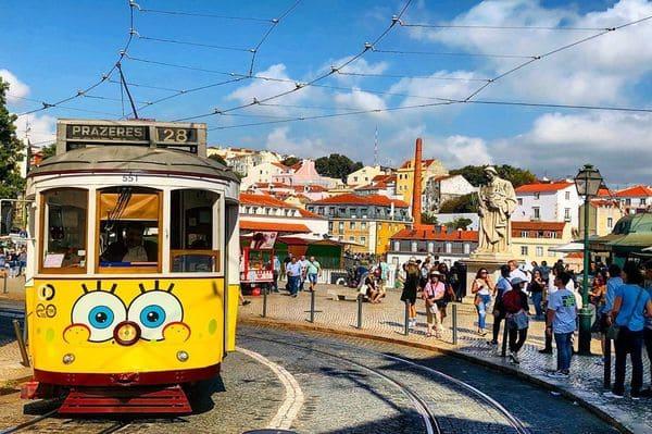 Lisbonne visite
