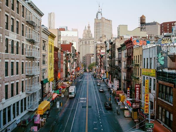 voyage à New York visites