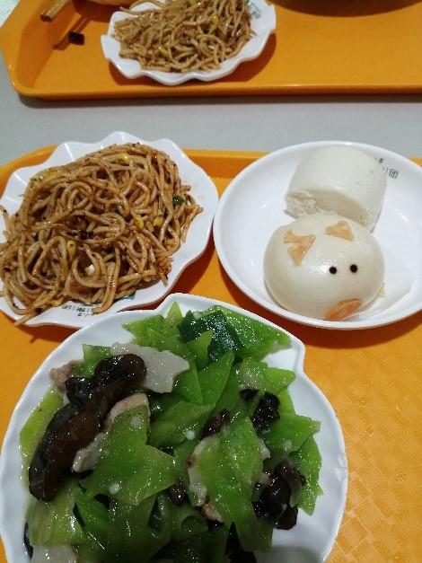 Qu'est ce qu'on mange en Chine ?